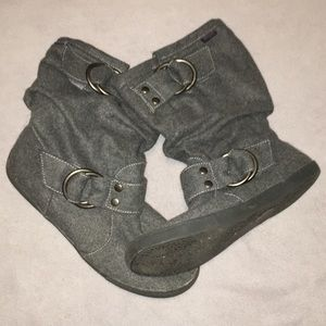 Blowfish slouchy boots
